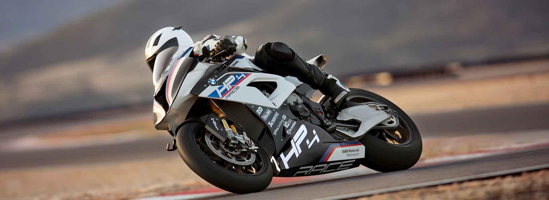 Motor Baru BMW - HP4 Race