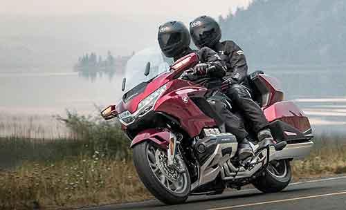 Motor Touring - Honda Gold Wing Terbaru 2018