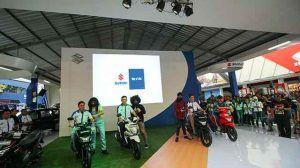 Peluncuran Suzuki Nex - Jakarta Fair Kemayoran 2018