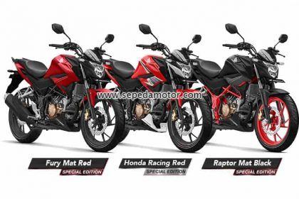 New Honda CBR150rr StreetFire Special Edition