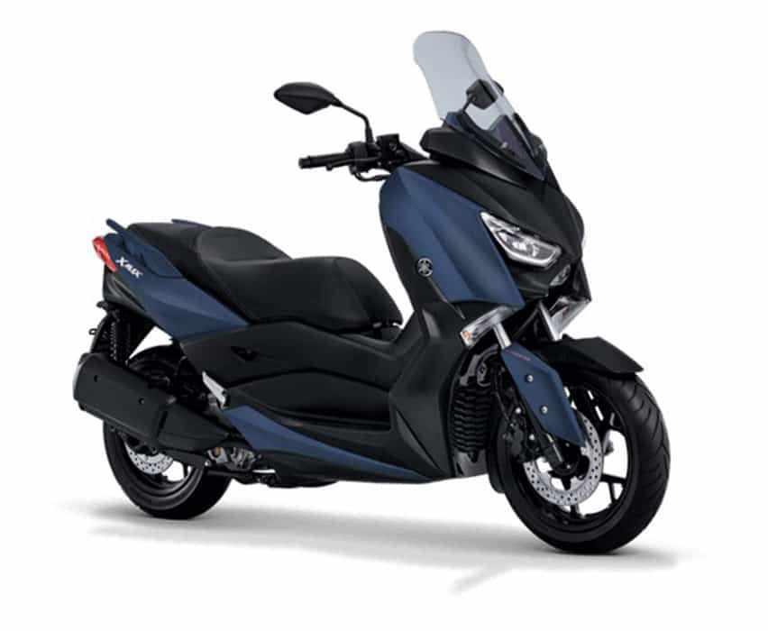 Yamaha Xmax Warna Baru 2018