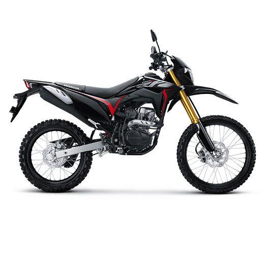Honda CRF150L - Extreme Black