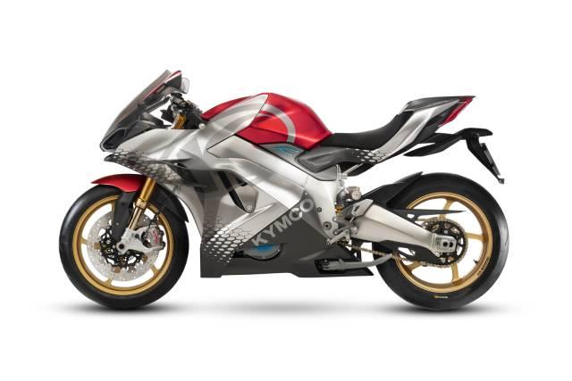 Motor Sport Listrik Kymco 2019 - SuperNEX