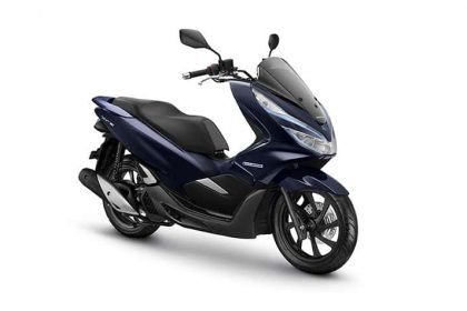 All New Honda PCX Hybrid