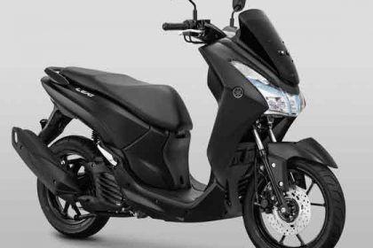 Yamaha Lexi Warna Baru 2018
