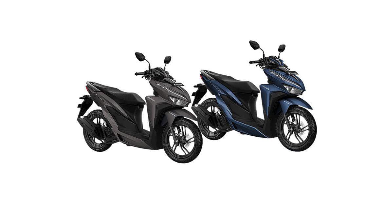 Honda Vario 150 2019 Warna Baru