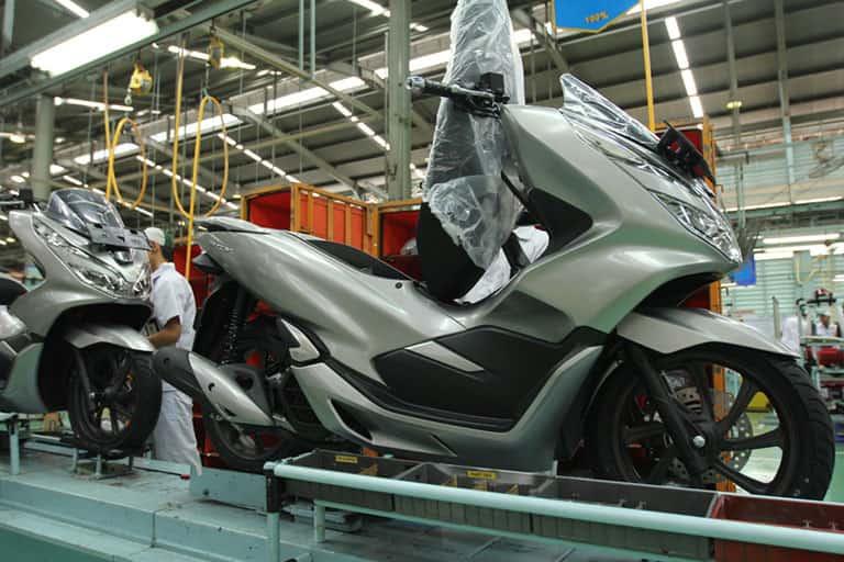 Honda PCX Warna Baru 2019