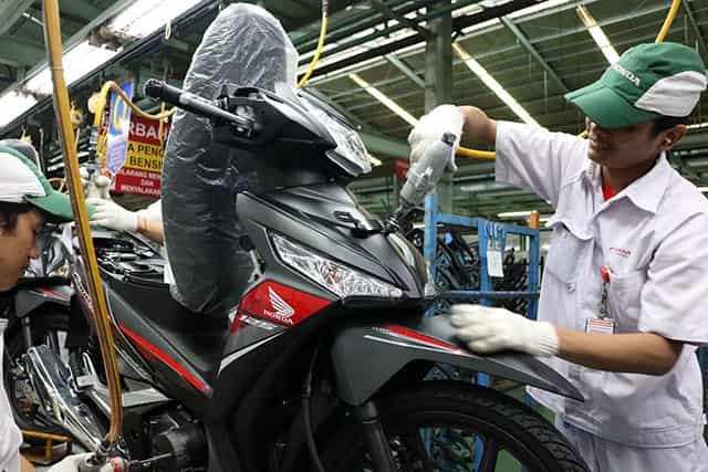 Honda Supra X 125 FI - Terbaru 2019