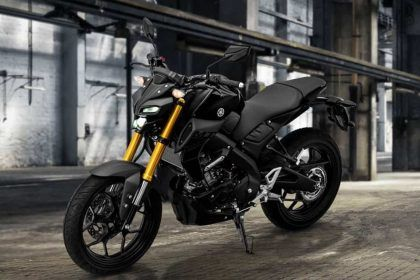 Yamaha MT-15 Metallic Black
