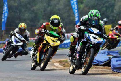 Yamaha Cup Race 2018
