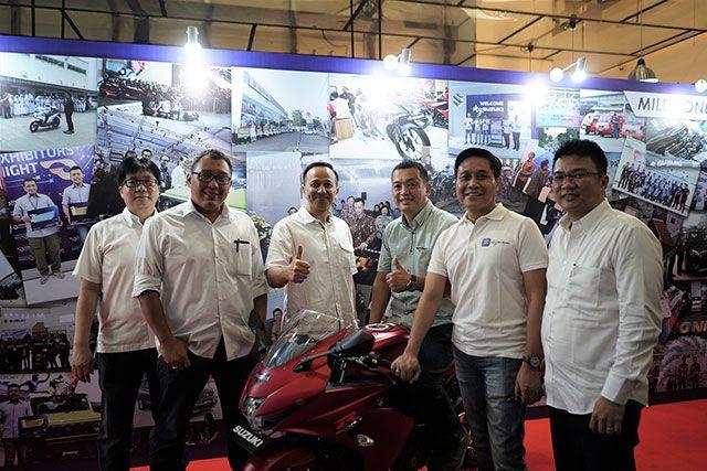 Penjualan Suzuki Motor 2018