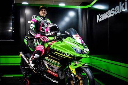 Ana Carrasco - Pembalap Kawasaki Provec