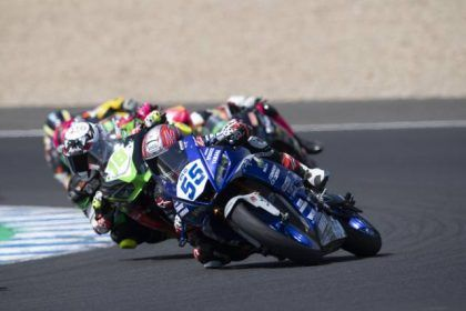 Yamaha Rider - Galang Hendra di Sirkuit Jerez 2019