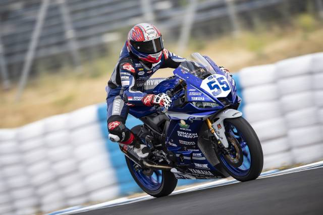Galang Hendra - WorldSSP300 Jerez 2019