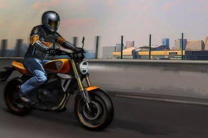 Prototype Motor Baru Harley-Davidson