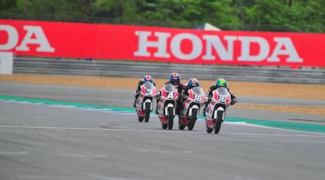 TTC 2019 Seri 2 - Pembalap Astra Honda
