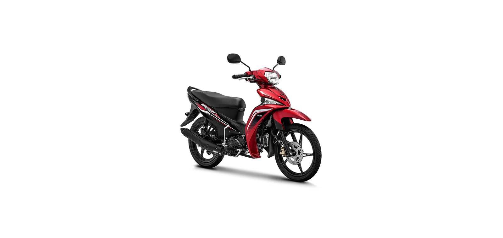 Yamaha Vega Force 2019 - Metallic Red