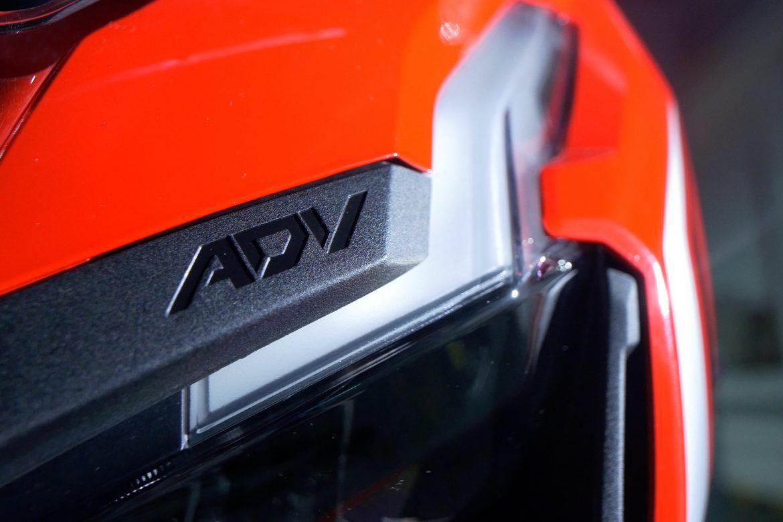 honda adv 150 logo sepeda motor