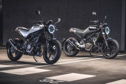 Motor Husqvarna Indonesia 2020