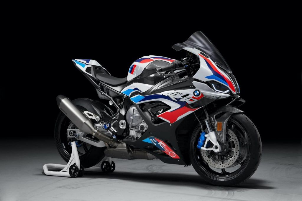 BMW M 1000 RR 2020 Indonesia