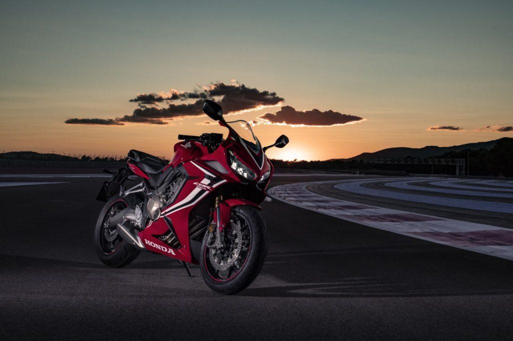 Honda CBR650R motor sport terbaru