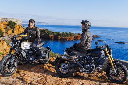 Ducati Scrambler 1100 Pro dan Ducati Scrambler 1100 Sport Pro
