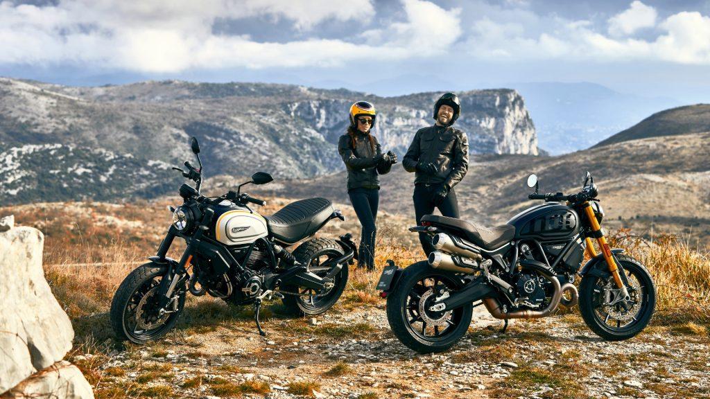 Ducati Scrambler 1100 Pro dan Sport Pro 2020 Indonesia