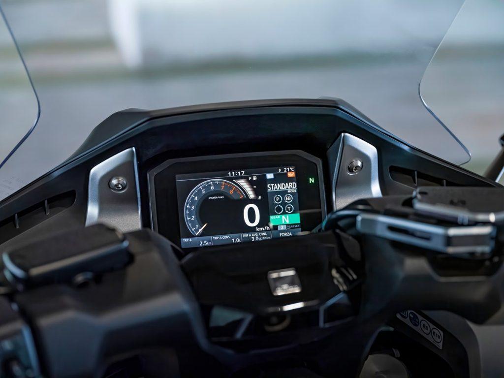 Spesifikasi Forza 750
