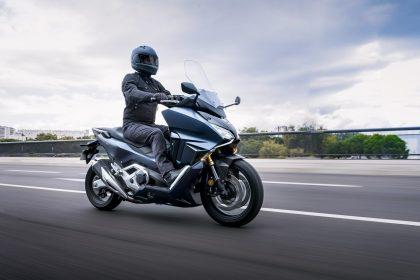 Forza 750 2020 Indonesia