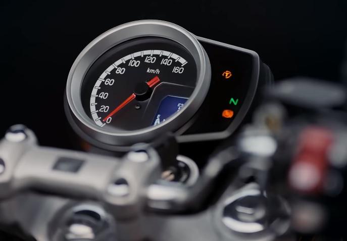 Panel Instrumen Honda H'Ness CB350