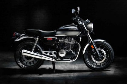 Honda H'Ness CB350 Indonesia