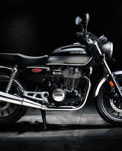 Honda H'Ness CB350 Indonesia