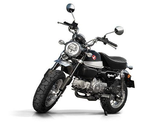 Honda Monkey Pearl Shinning Black