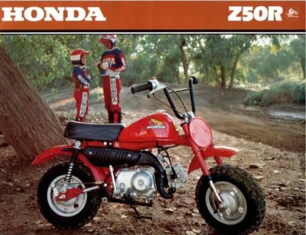 Honda Monkey Z50R