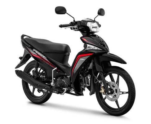 Yamaha Vega Force Metallic Black