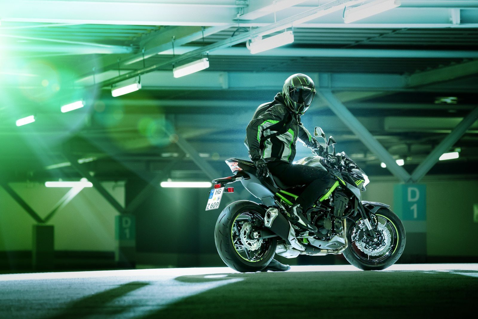 Kawasaki Z900 2020 Indonesia
