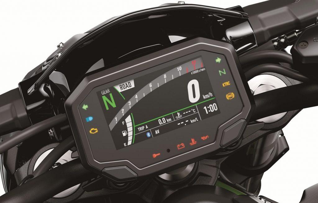 Spesifikasi Kawasaki Z900 2020