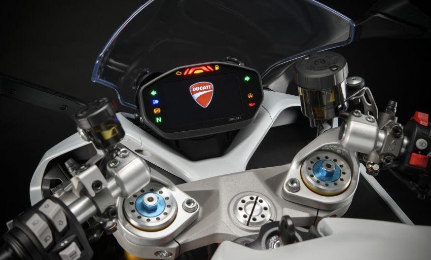 Spesifikasi ducati supersport 950