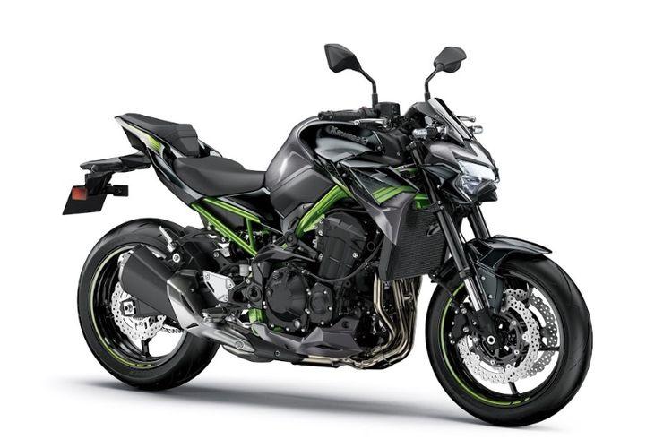 Desain body Kawasaki Z900 2020