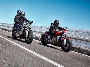 Triumph Rocket 3 GT, Motor Dengan Mesin Terbesar Di Dunia