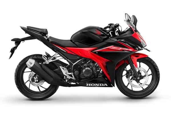 Honda CBR150R Victory Black Red