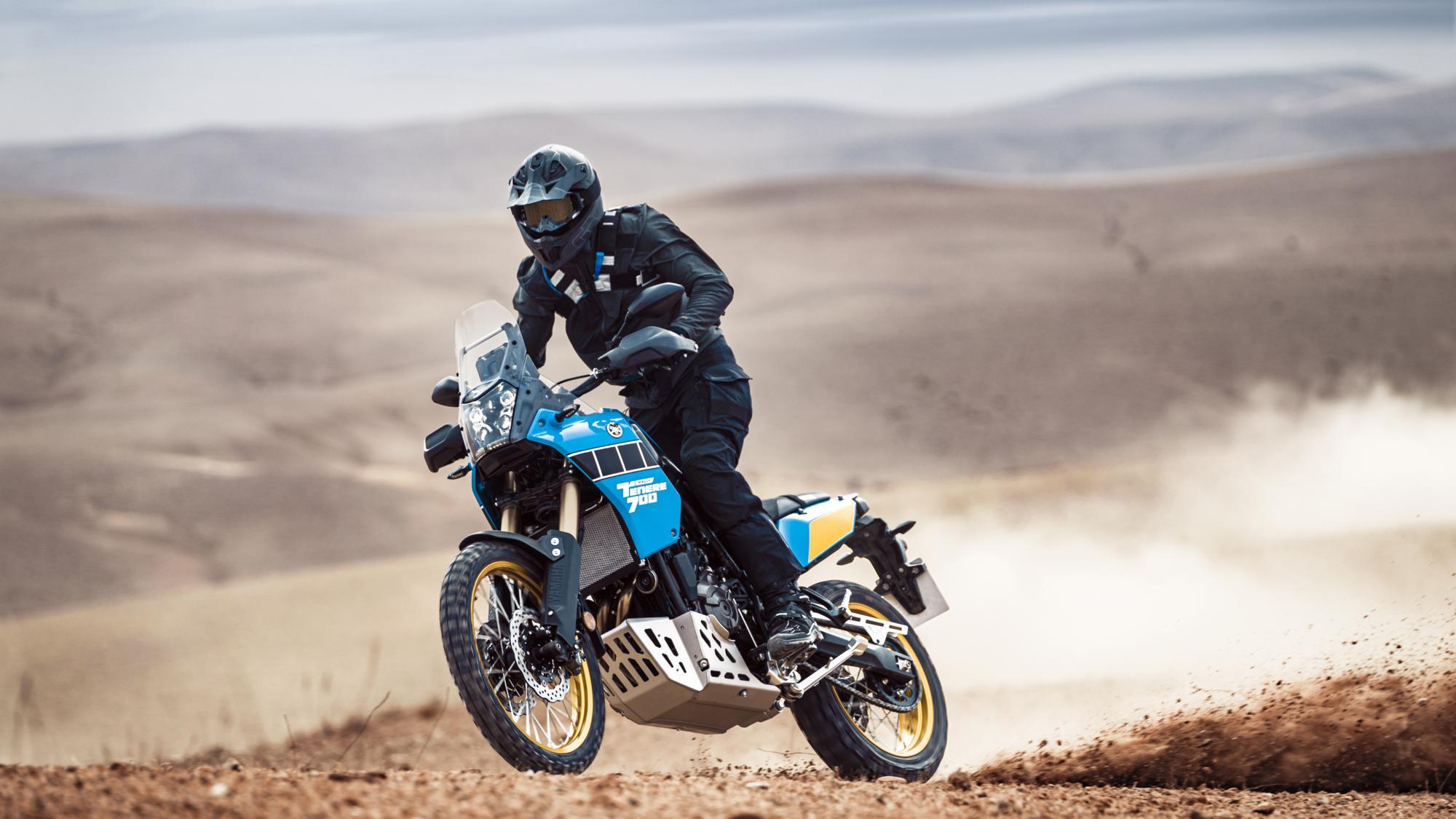 Yamaha tenere masuk Indonesia