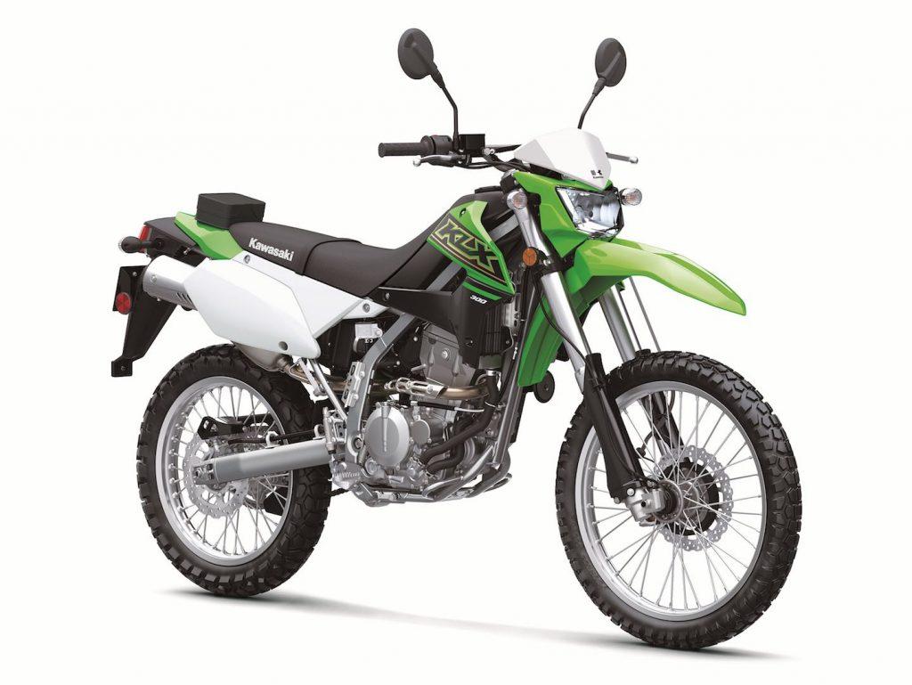 Kawasaki klx 300 dual sport