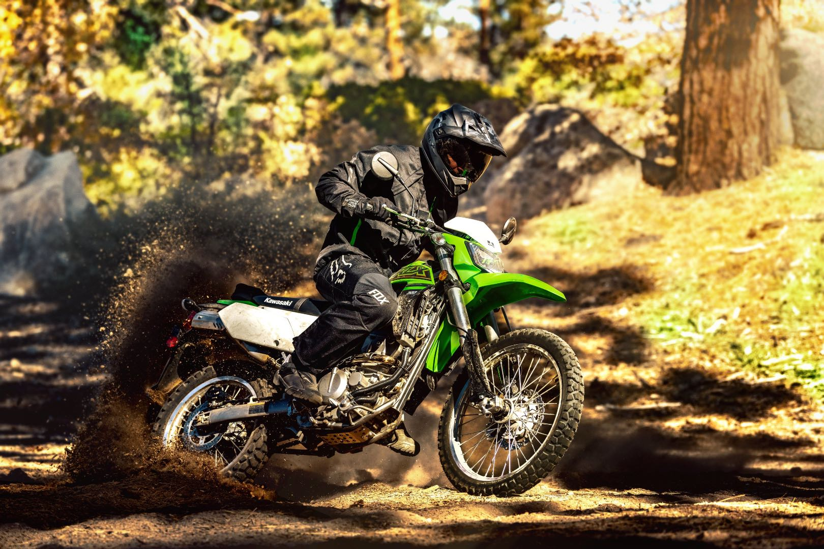 Kawasaki klx 300 2021 indonesia