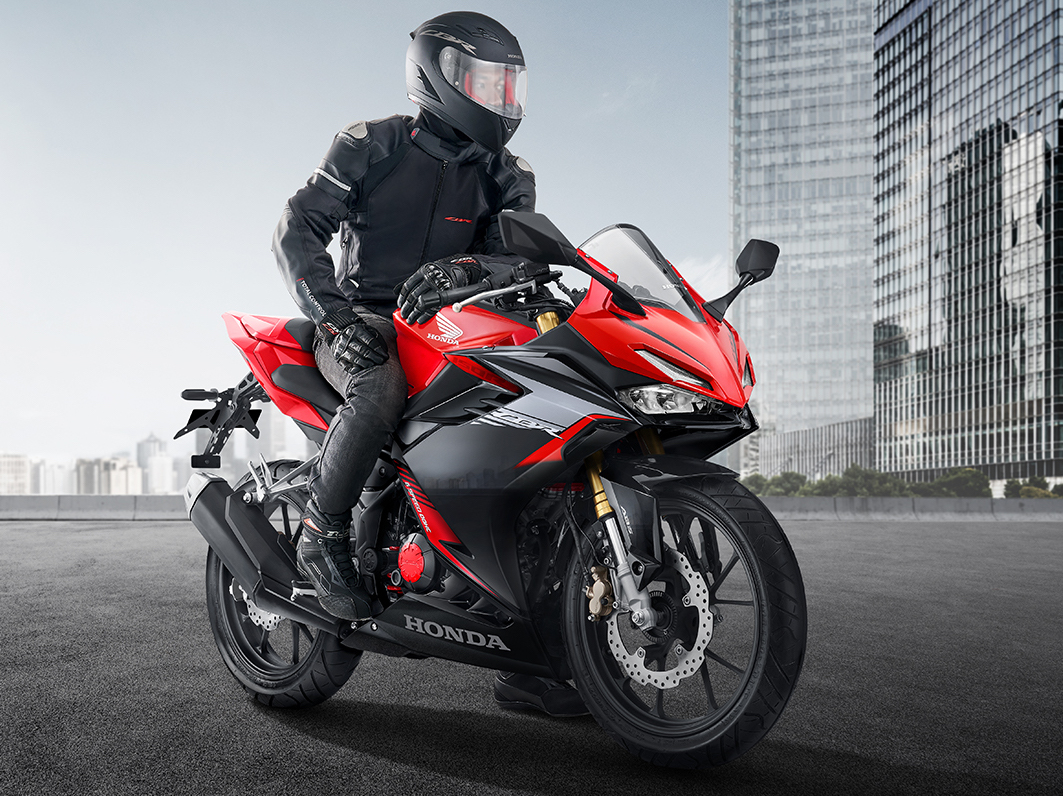 Honda cbr150r 2021 indonesia