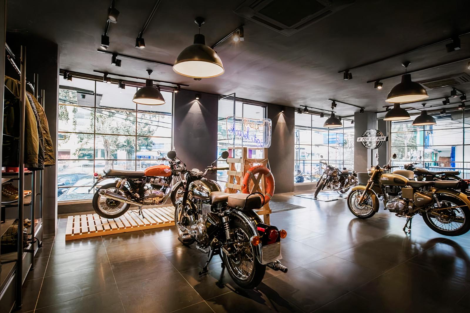 Statistik penjualan sepeda motor di Indonesia