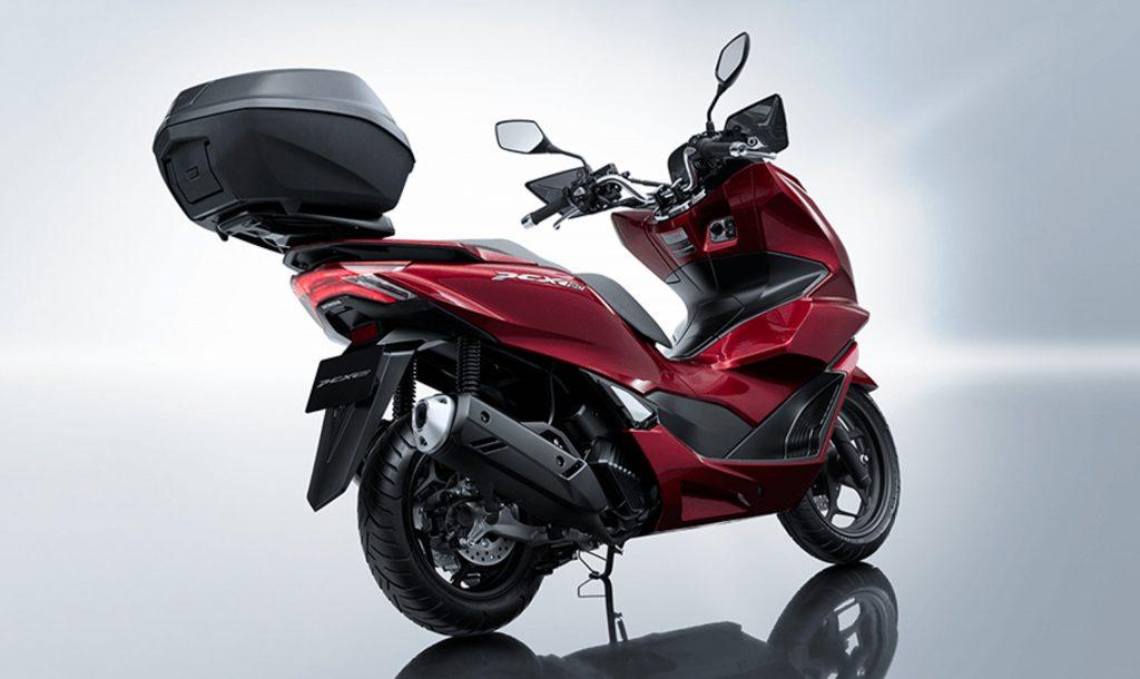 Honda PCX 160 terbaru abs