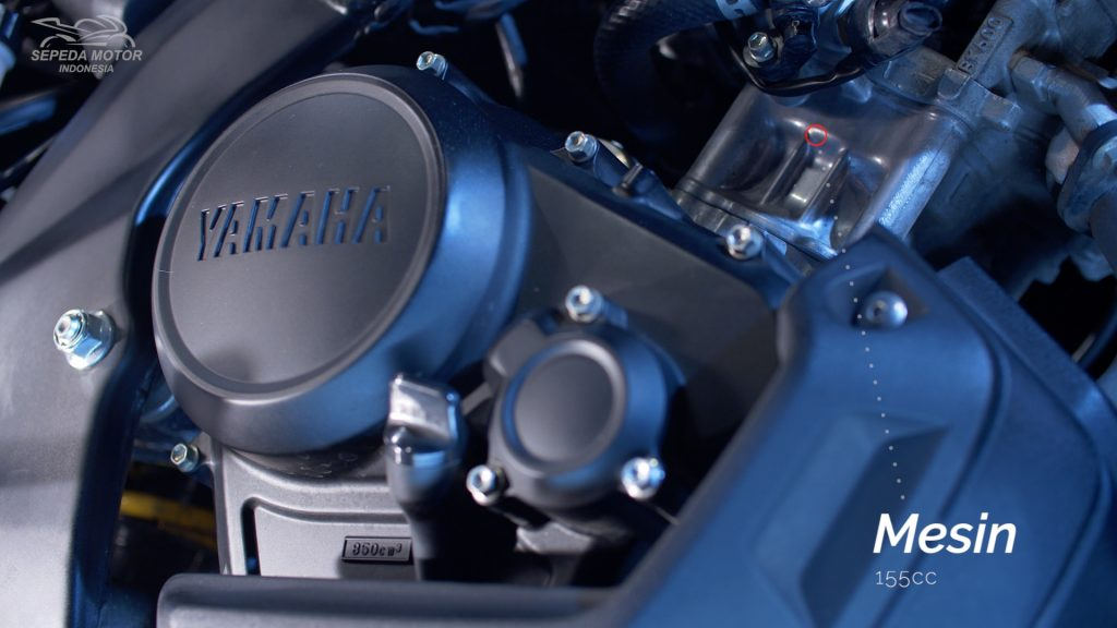 mesin yamaha XSR 155