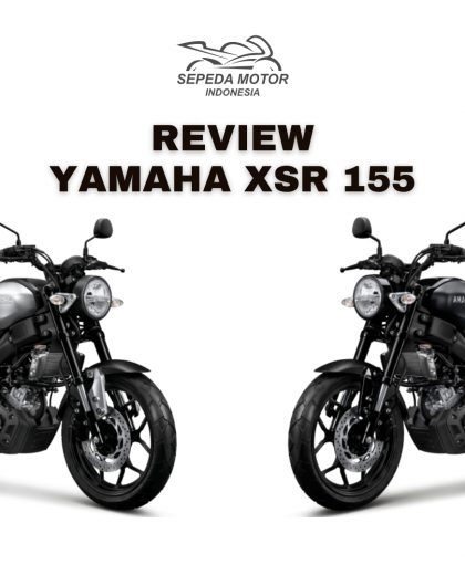 yamaha all new xsr 155 retro desain