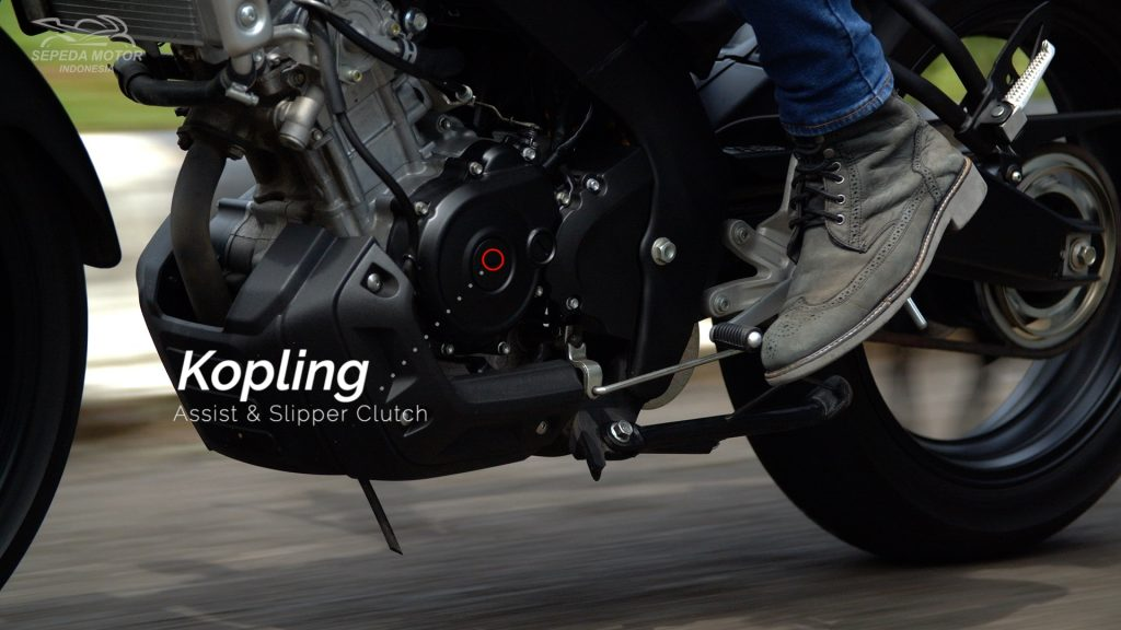 kopling assist & slipper clutch xsr 155